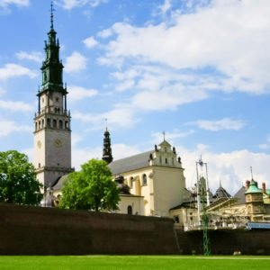 Place of Mary worship in Poland